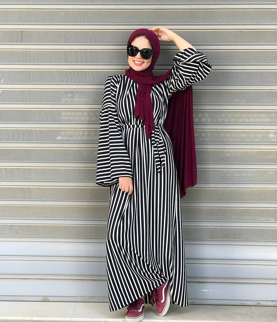 Collection de tenues Hijab Fashion au Style 2019