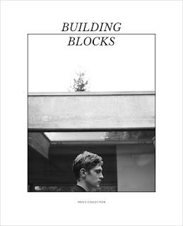 Building Blocks: Mathias Lauridsen Models Massimo Dutti FW17 Collection