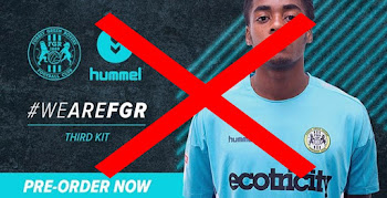 b07f603ca Forest Green Rovers Cancel Hummel Deal Following Company s Fail to Deliver  Kits