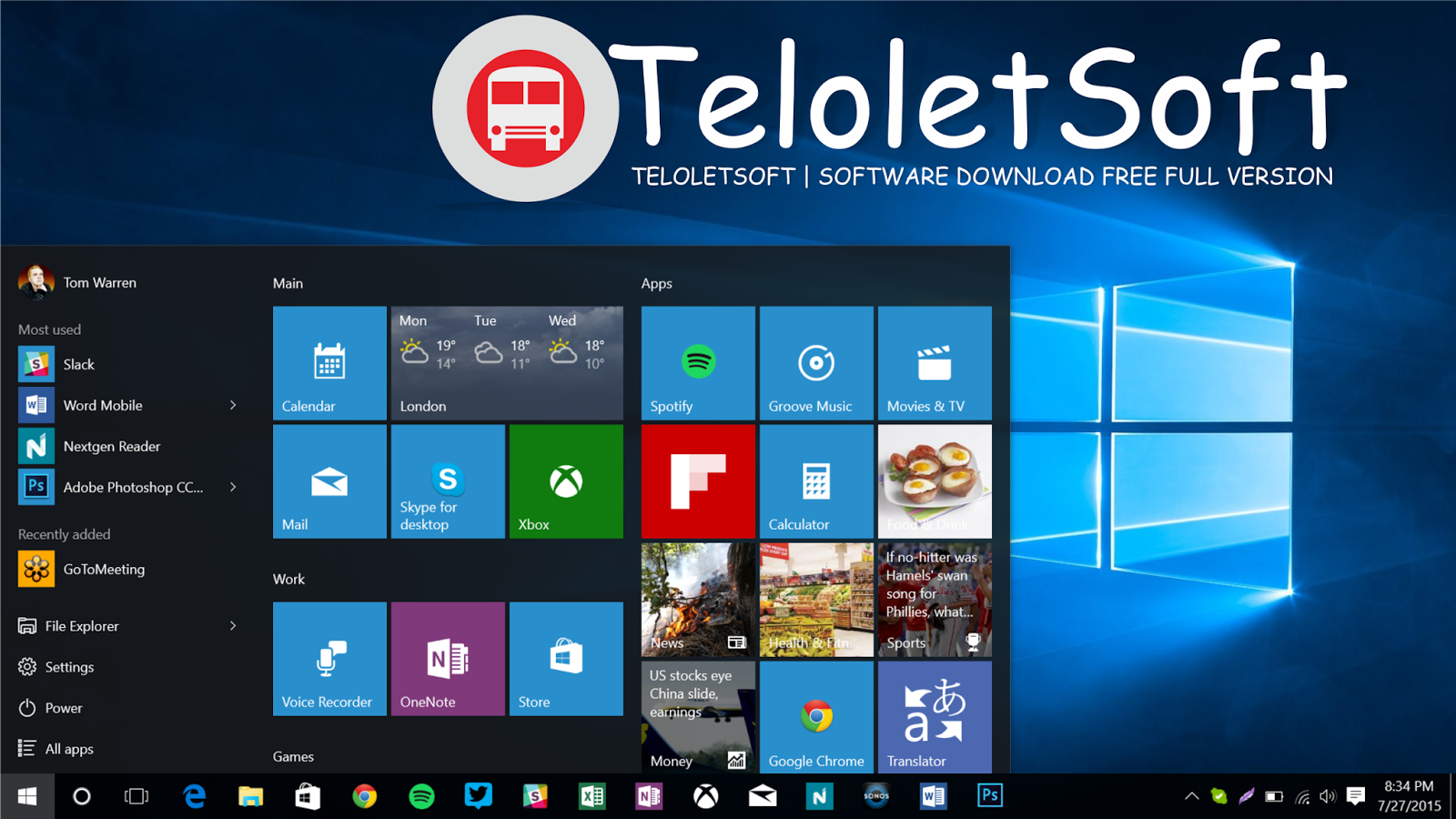 Windows 10 Version 1511 Build 10586 ISO Download ...