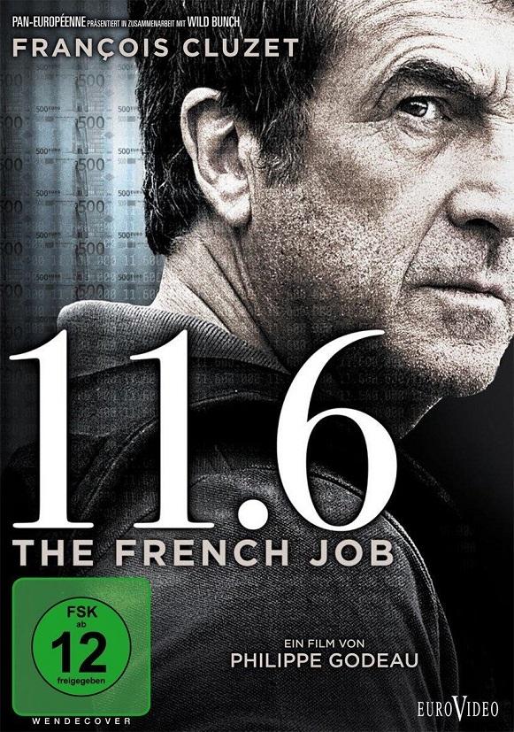 فیلم دوبله: شغل فرانسوی 11.6 (2013) 11.6 – The French Job