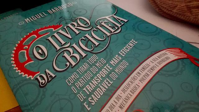"""Já li """"O Livro da Bicicleta"""""""