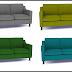 Download Sims 4 Pose: Hamilton Sofa