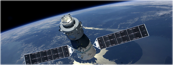 estação espacial chinesa deve cair na Terra