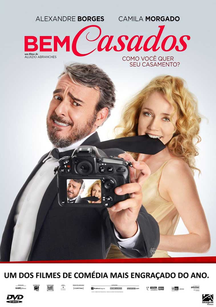 Bem Casados Torrent – BluRay 720p e 1080p Nacional (2016)