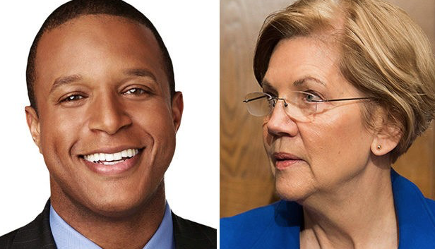 MSNBC Anchor Mocks Elizabeth Warren's DNA Results: 'I Might Be Just as Native American as She Is'