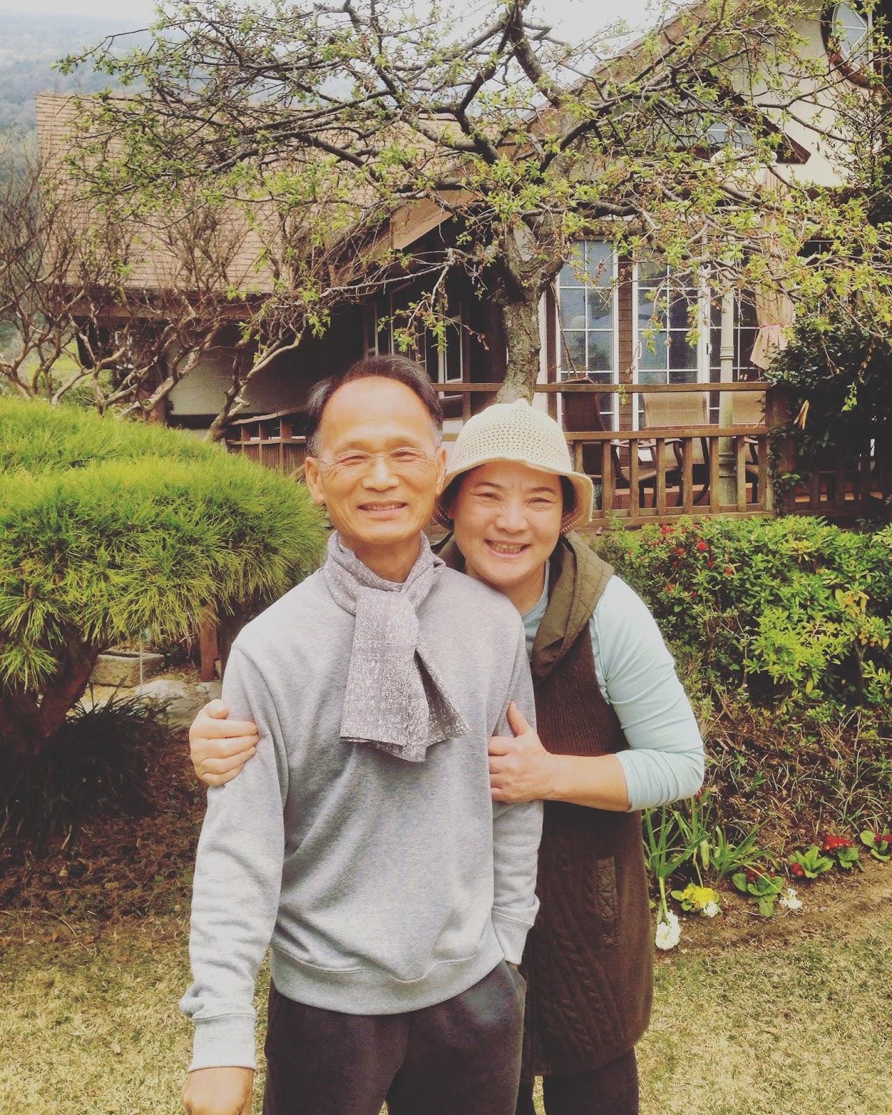 M. et Mme. Young (KR), KR