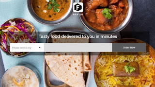 Latest working coupons for Faasos
