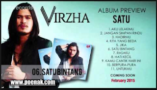 Lagu Virzha Mp3  Album Satu (2015)