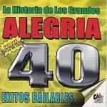 Alegría LA HISTORIA DE LOS GRANDES 40 ÉXITOS 2 2002