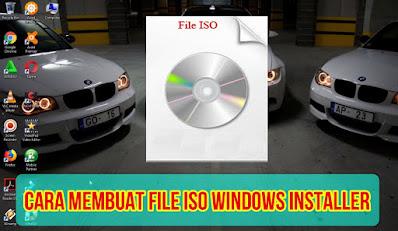 Cara, Membuat, File, ISO, Windows, 7, Installer, Menggunakan, UltraISO, windows 7 iso, win7, win 7, windows