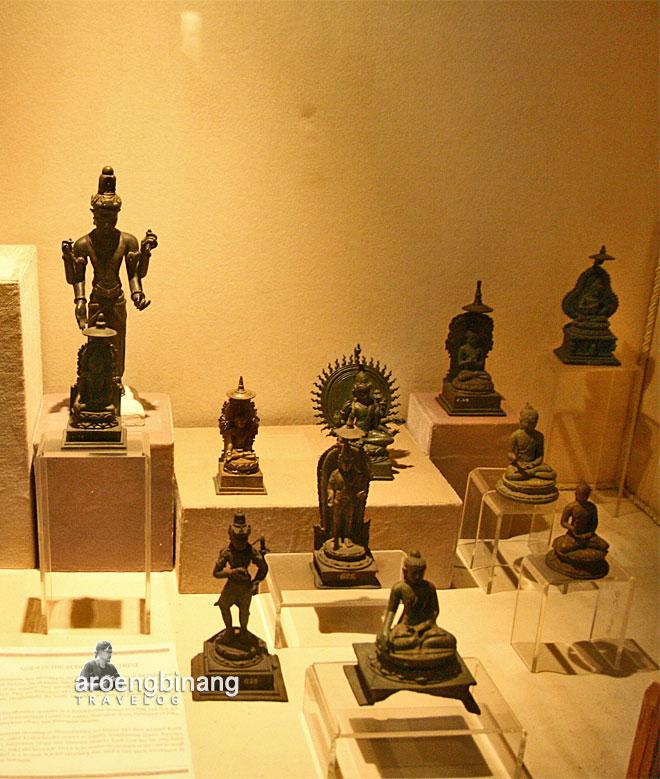 museum nasional indonesia bodhisattva maitreya