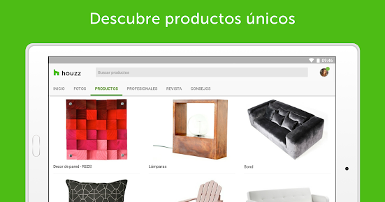 Descarga la mejor aplicacion para decorar tu casa houzz for Aplicaciones para decorar tu casa gratis
