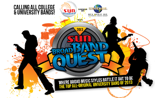 Sun Broadband Band Quest 2013