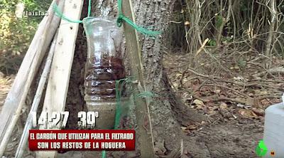 filtros de agua en La Isla - La Sexta