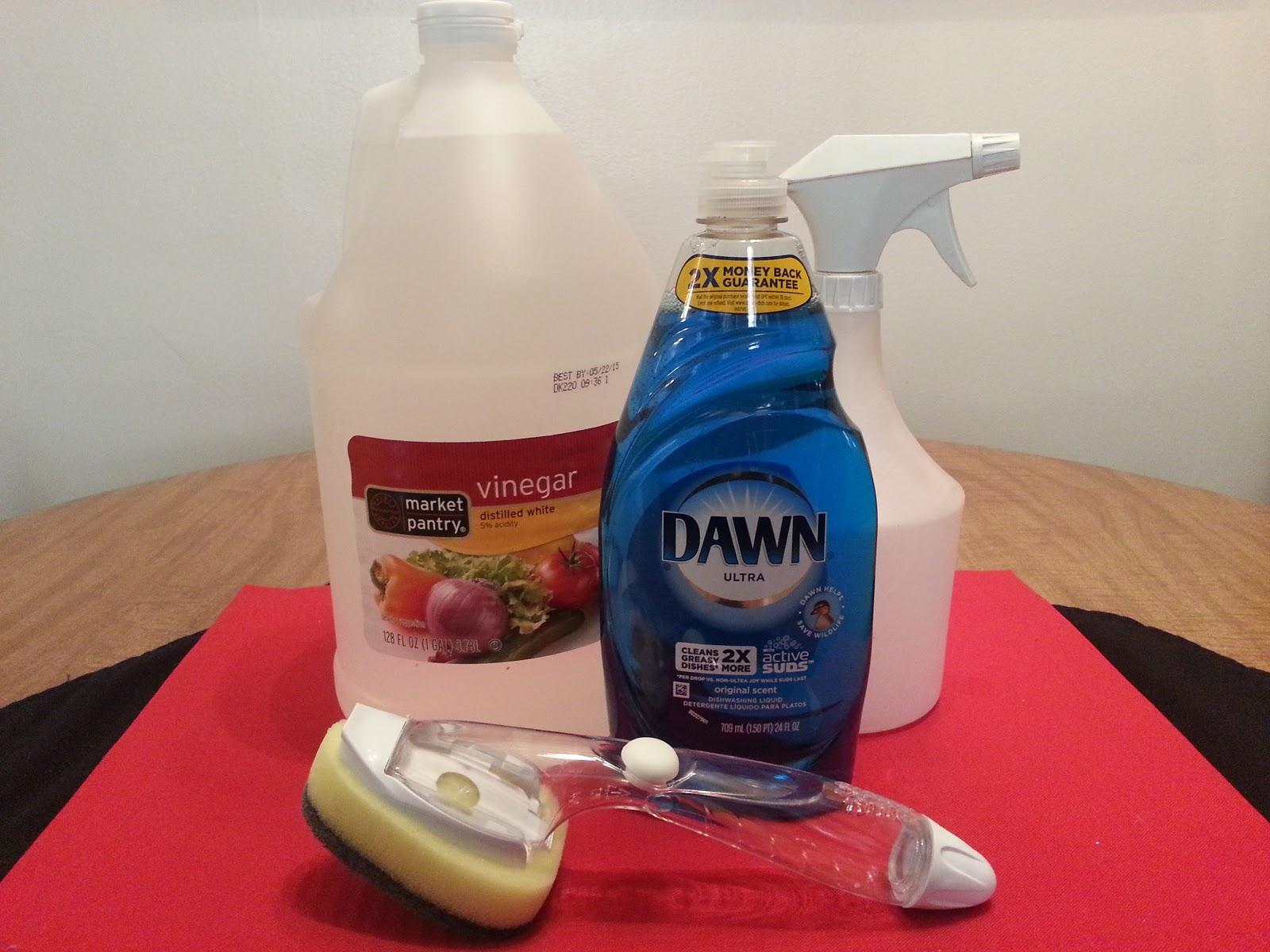 Organizational Diva Diy Tub Shower Cleaner