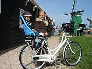 Wonderlijk GMG Yepp en Tipp fietszitjes | FIETSEN 2019 OU-57