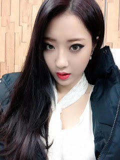 Lyric : Kyungri - Talk About You