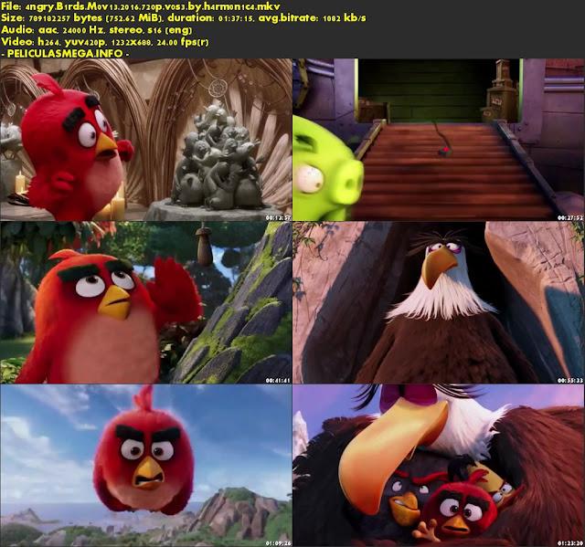 Descargar Angry Birds Subtitulado por MEGA.