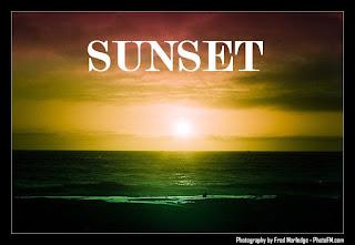 sunset percuma