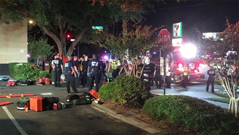 See scene photos of Orlando nightclub shooting where 50 people were killed by terrorist