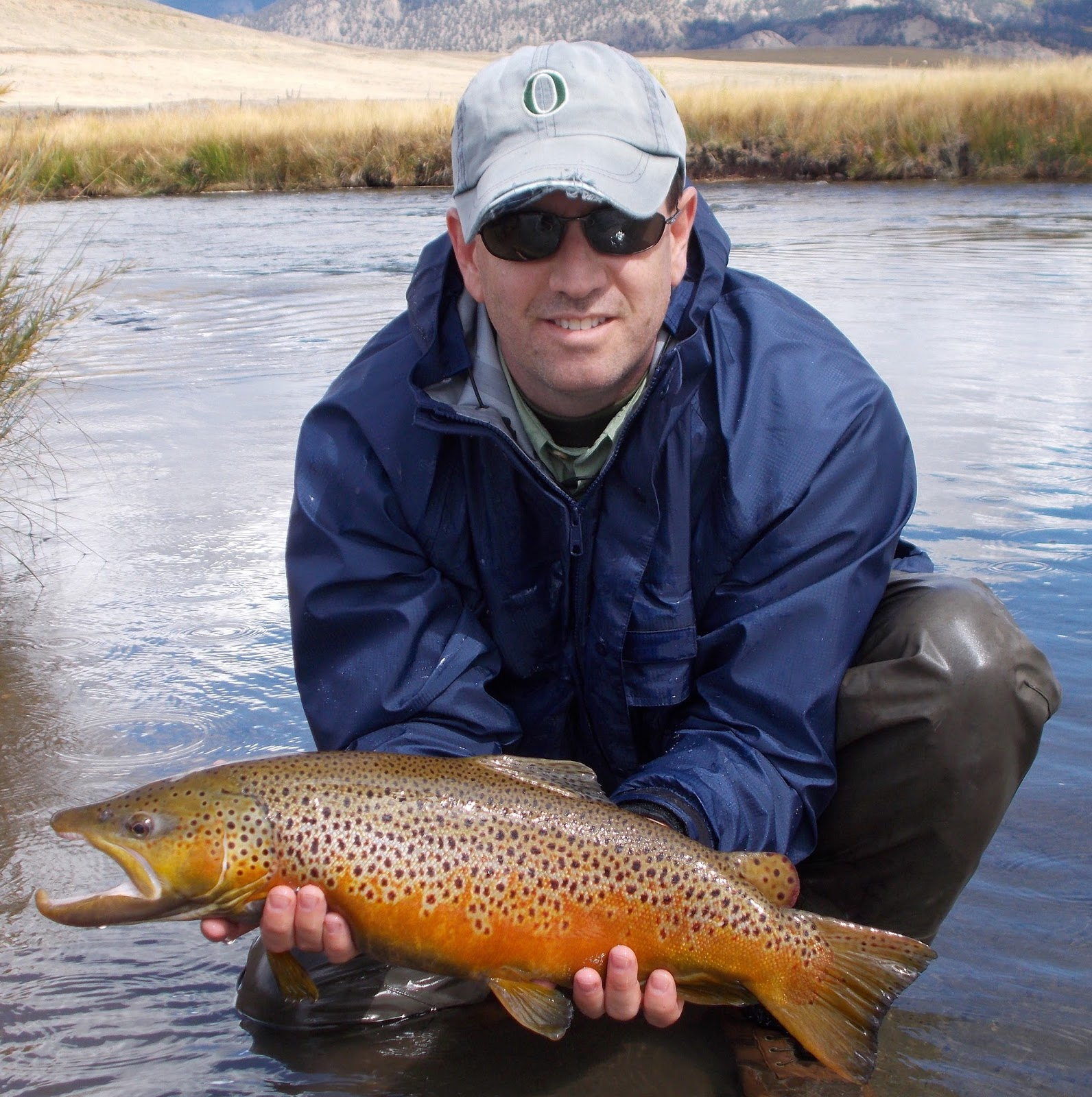 Addictive angling colorado fall fishing just around the for Trout fishing colorado
