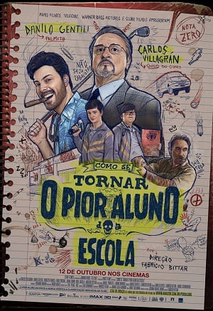 Como Se Tornar o Pior Aluno da Escola Torrent 1080p / 720p / BDRip / Bluray / FullHD / HD Download