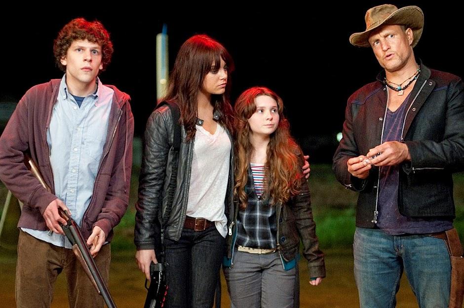 """Primeira imagem de """"Zumbilândia 2"""" apresenta o retorno do elenco original"""
