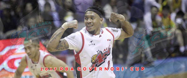 List of Leading Scorers Alaska Aces 2017 PBA Governors' Cup