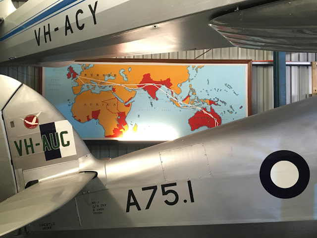 Australian National Aviation Museum Moorabbin