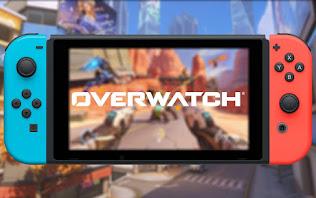 Overwatch sẽ như thế nào khi chơi trên Nintendo Switch?