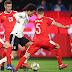 Sané é eleito o melhor jogador da seleção alemã no amistoso contra Sérvia