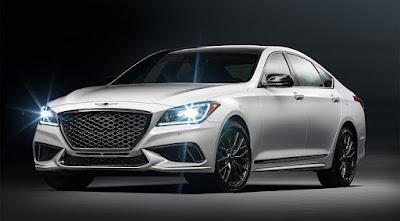 Hyundai Genesis 2018