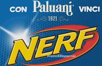 Logo Festeggia la Pasqua 2019 con Paluani e vinci NERF