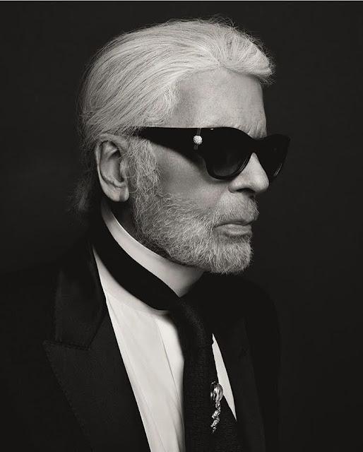 Karl Lagerfeld um ícone