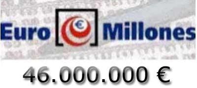 bote euromillones del martes 28 de marzo de 2017