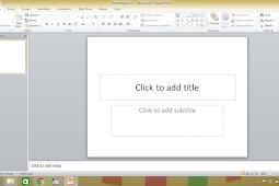 Cara Membuat Template PowerPoint dengan Slide Master