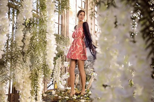 Ropa de moda marcas argentinas. Moda primavera verano 2019 vestidos.
