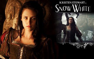 Kristen Stewart as Snow White HD Wallpaper
