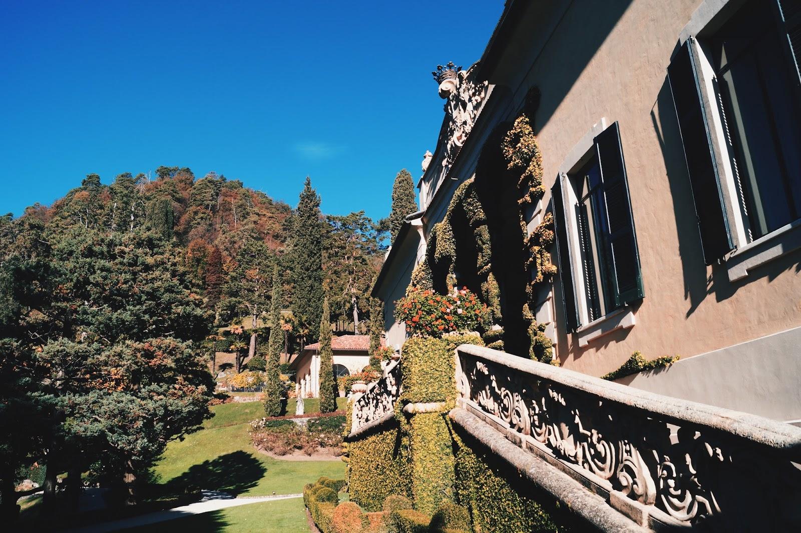 Ana Maddock- Valentine's Day- Villa del Balbianello