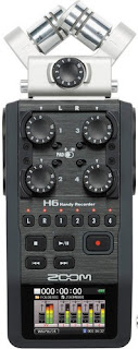 Zoom H6 Voice Recorder