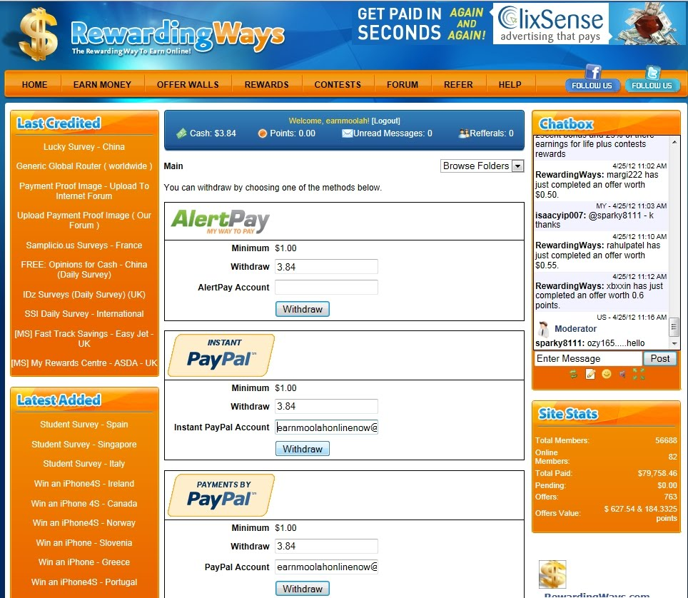 Earn instant cash paypal - Tennessee Express Nashville TN