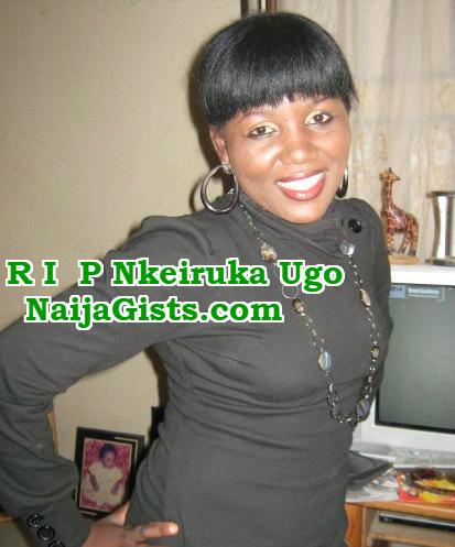 Ugo Nora Nkeiruka