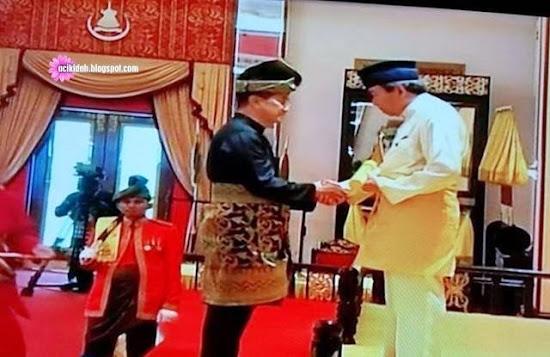 YB Azmin Ali Menteri Besar Selangor Yang Baru