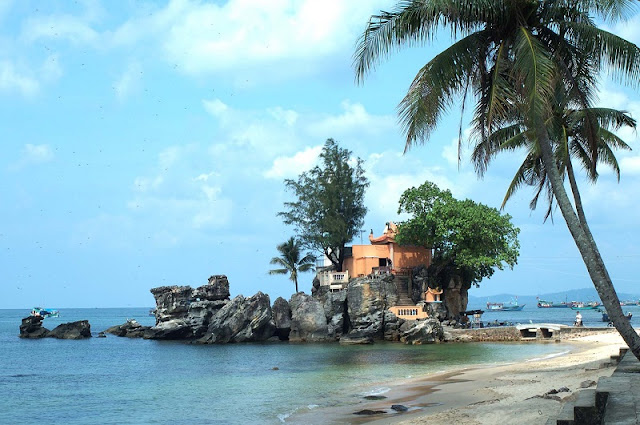 Paradise and memorable landcape in Phu Quoc 1