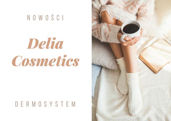 Dermosystem - nowości od Delia Cosmetics