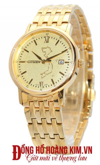 đồng hồ nam hiệu citizen