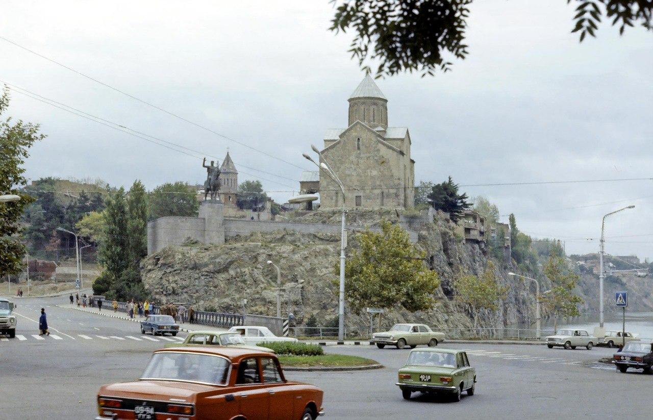 фото тбилиси времен ссср путь