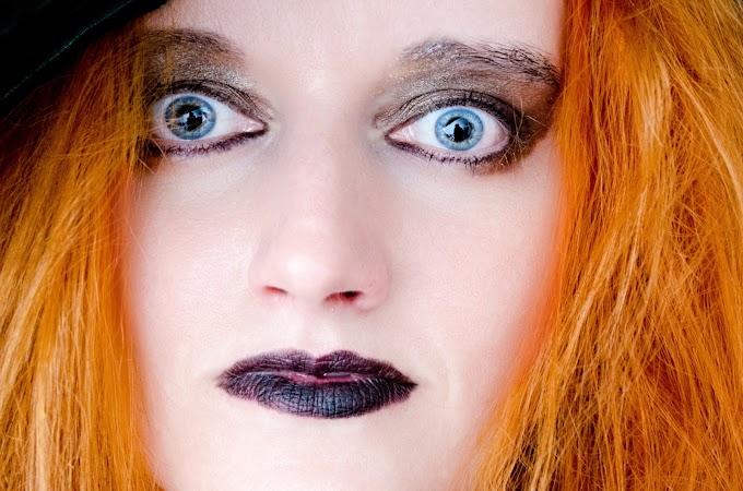 Maquillaje de Halloween para brujas