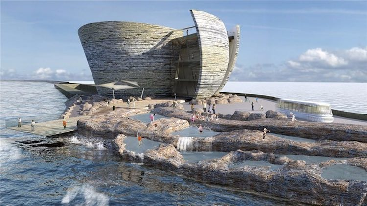 This Gorgeous Power Plant Will Use Ocean Tides To Power 155K Homes